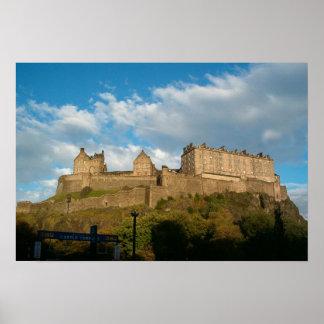 Castelo de Edimburgo Pôsteres