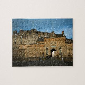 Castelo de Edimburgo Quebra-cabeças