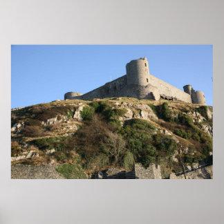 Castelo de Harlech Pôsteres