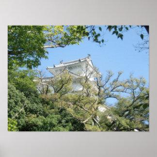 Castelo de Himeji Impressão