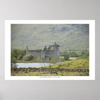 Castelo de Kilchurn Poster