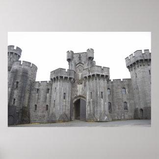 Castelo de Penrhyn Impressão