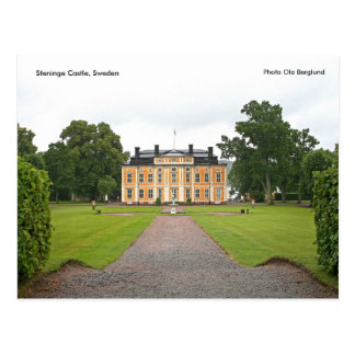 Castelo de Steninge, suecia, foto O… Cartão Postal