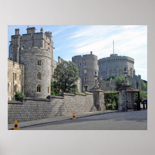 Castelo de Windsor Impressão