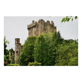 Castelo do Blarney, Ireland Posters