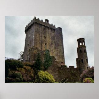 Castelo do Blarney Pôsteres