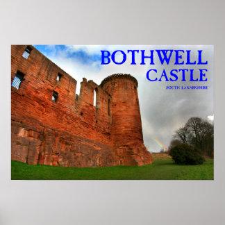 castelo do bothwell pôster