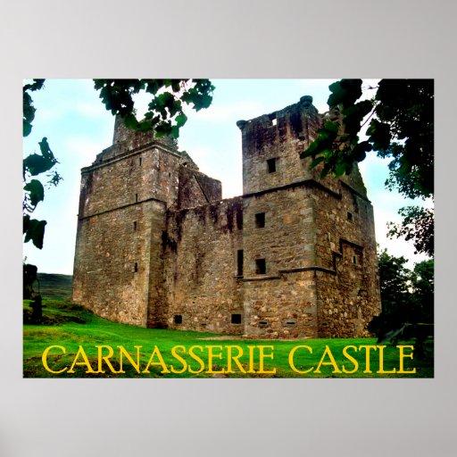 castelo do carnasserie posteres