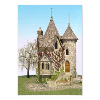 Castelo do conto de fadas