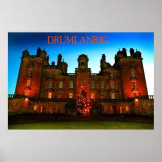 castelo do drumlanrig posteres