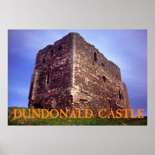 castelo do dundonald posters