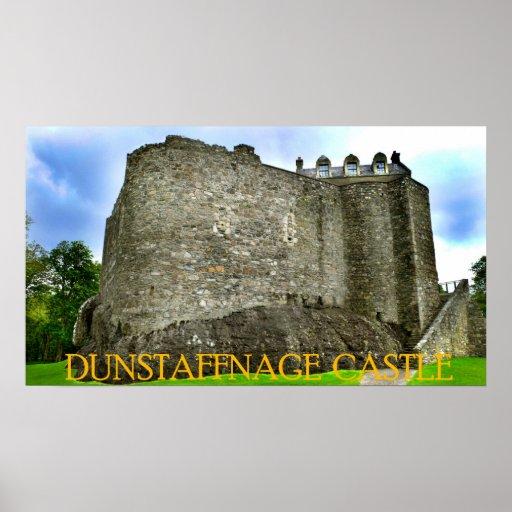 castelo do dunstaffnage posters