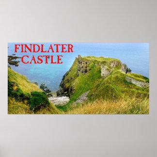 castelo do findlater impressão