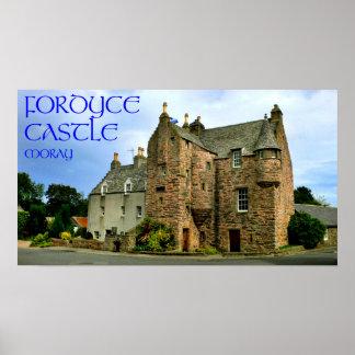 castelo do fordyce pôster