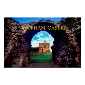 castelo do norham posters