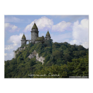 Castelo do Northland Pôster