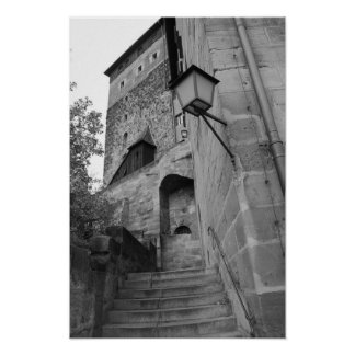 castelo do nurnburg poster
