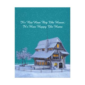 """Castelo do país na cena citações """"Home"""" felizes do"""