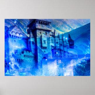 Castelo do vidro pôster