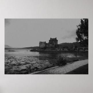 castelo donan do eliene posteres