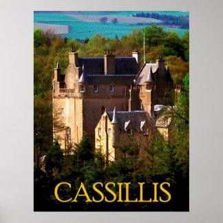 castelo dos cassillis pôster
