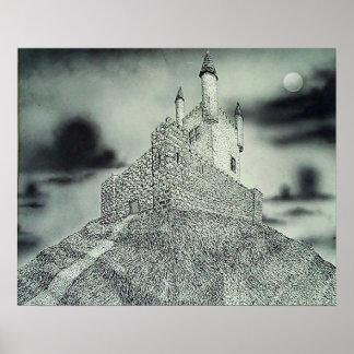 Castelo em um monte