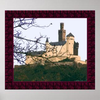 Castelo feericamente posteres