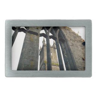 Castelo irlandês - fortaleza - perto das portas