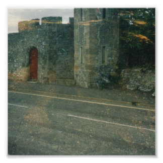 Castelo Mystical Poster