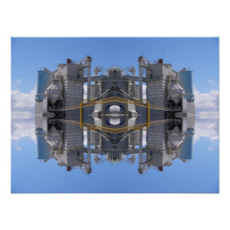 castelo no céu poster