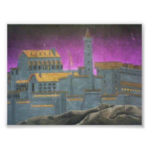 castelo posteres