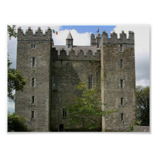 Castelos de Bunratty Pôsteres