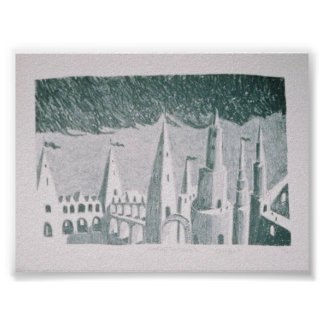 castelos pôsteres
