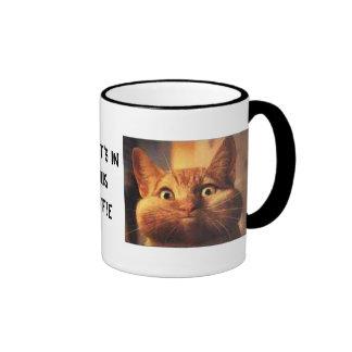 CAT DOENTE DO CAFÉ CANECAS