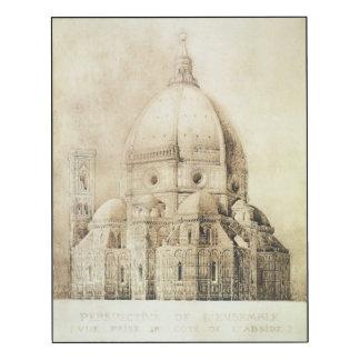 Catedral de Florença do leste, 'dos fragmentos