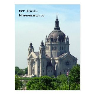 Catedral de St Paul Cartão Postal