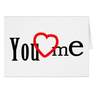 Categoria LOVE - variedades Cartão Comemorativo