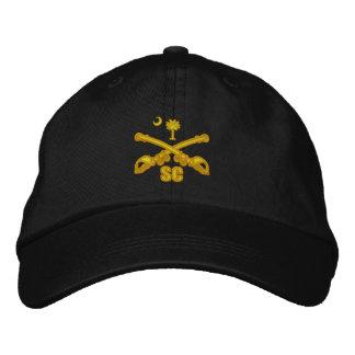 Cavalaria de South Carolina (Embroided) Boné
