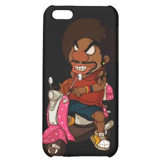 Cavaleiro de Hiphop Capa iphone5C
