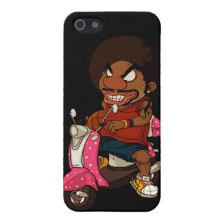 Cavaleiro de Hiphop iPhone 5 Capas