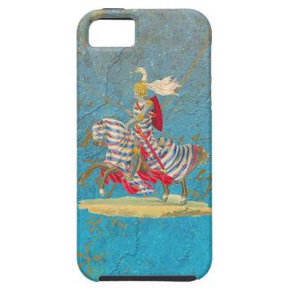 Cavaleiro do conto de fadas do reino iPhone 5 capa