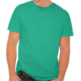 Cavaleiro retro camisetas