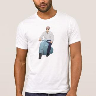 Cavaleiro retro tshirts