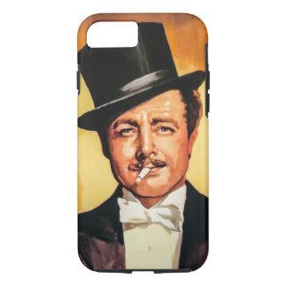Cavalheiro retro capa iPhone 7