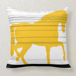 cavalo almofada