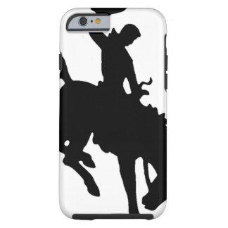 Cavalo Bucking Capa Tough Para iPhone 6