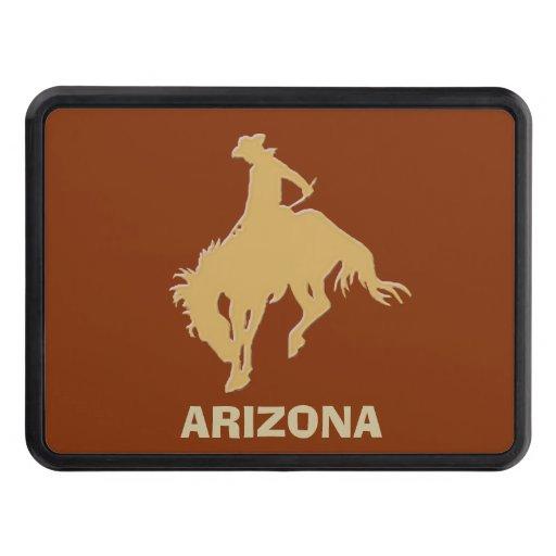 Cavalo Bucking da arizona Enfeites Para Engate De Reboque
