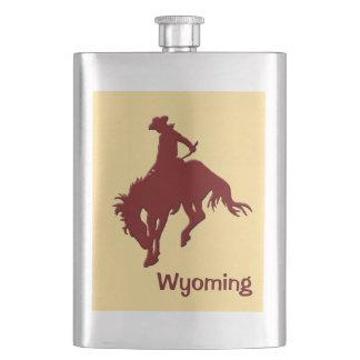 Cavalo Bucking de Wyoming Porta Bebida