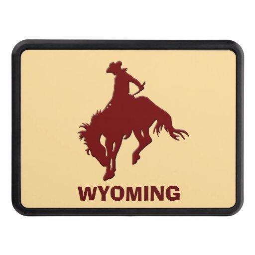 Cavalo Bucking de Wyoming Coberturas Para Engate De Reboque