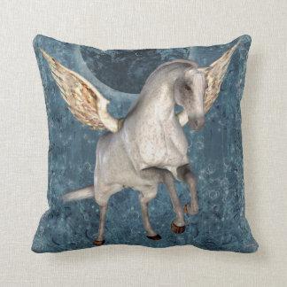 Cavalo de Pegasus do vôo Almofada